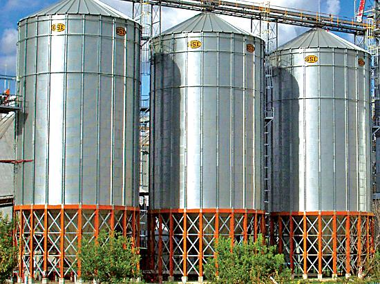Commercial Hopper Tanks