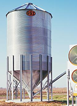 Grain Hopper Tanks